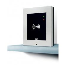 ATEUS-916010 2N Access Unit RFID, autonomní IP čtečka 13,56 MHz NFC ready, bez krycího rámečku