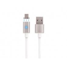 Kabel USB - MICRO USB 1m FOREVER magnetický