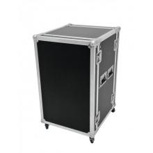 Profesionální skříň pro zesilovače s kolečky - hloubka 45cm, 9mm, 20HE