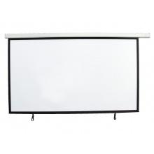 Projekční plátno s el. motorkem 16:9, 240 x 135 cm, 108