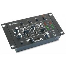 Skytec STM-2211, 3 kanálový mix pult, černý