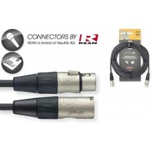 Stagg NMC10R - kabel XLR/XLR, 10m