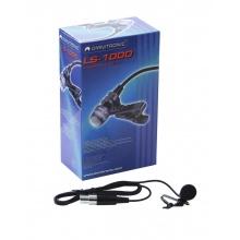 Omnitronic LS-1000 XLR - klopový mikrofon mini XLR