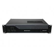 Omnitronic E-900 MKII - výkonový zesilovač, 2x 450W