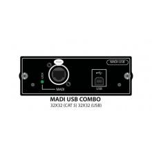 Soundcraft rozšiřujicí karta Si MADI-USB Card