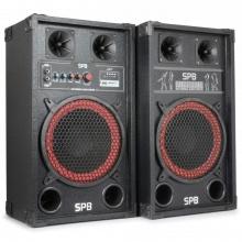 Skytec SPB-10 PA Active Speaker Set 10