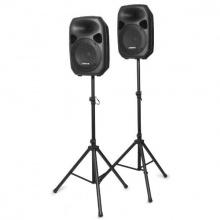 Vonyx Party Speaker Set, 2x 12