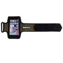 REMAX Running Arm Band Black/Yellow