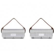 REMAX H1 Silver, Desktop Speaker 2.1 Bluetooth