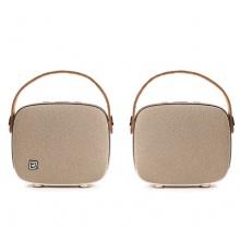 REMAX RM-M6 Gold, Desktop Speaker Bluetooth