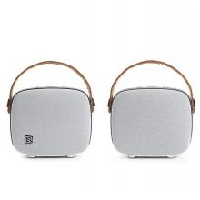 REMAX RM-M6 Silver, Desktop Speaker Bluetooth