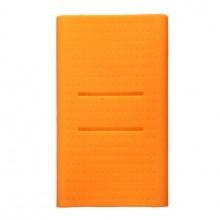 Xiaomi silikonové pouzdro pro 10000 mAh orange