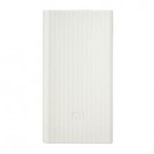 Xiaomi silikonové pouzdro pro 20000 mAh white