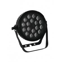 Futurelight LED Slim PAR 18x4W QCL RGBA, DMX
