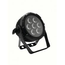 Futurelight LED reflektor Slim PAR 7x4W QCL RGBA, DMX