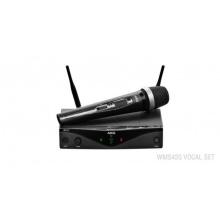 AKG WMS420 Vocal/A - Bezdrátový set se zpěvovým handheld mikrofonem