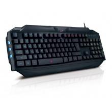 Herní klávesnice GENIUS Scorpion K5, USB, CZ/SK