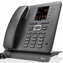GIGASET-MAXWELL-C Gigaset - bezdrátový DECT IP telefon s šňůrovým sluchátkem pro DECt systémy N510 a N720