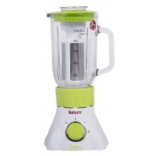 Mixér SATURN ST-FP9087 bílo/zelený