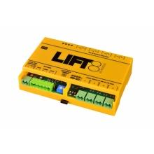 ATEUS-918621E 2N Lift8, I/O modul, 4 logické vstupy, 4 spínací kontakty