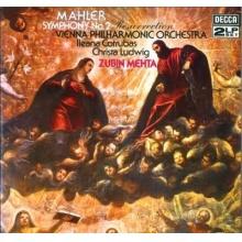 LP Gustav Mahler - Symphonie No. 2