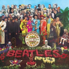 LP Sgt. Pepper's Lonely Hearts Club Band Edition