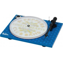 Pro-Ject Essential III + OM10 - Special Edition: Sgt. Peppers Drum