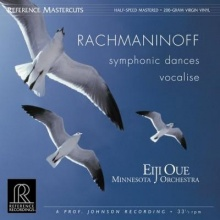 LP Rachmaninoff - Symphonic Dances