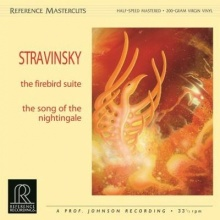 LP Stravinsky - The Firebird Suite / The Song Of The Nightingale
