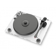 Pro-ject 2 - Xperience DC Acryl + 2M Silver