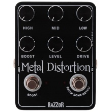 RAZZOR Metal Distortion