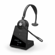 ENGAGE-75-MONO Jabra - bezdrátová DECT náhlavní souprava pro šňůr. telefony, mobily a PC, NFC, Bluetooth