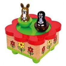 Bino hrací skříňka Krtek
