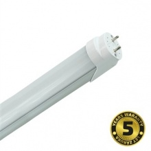 WT122 SOLIGHT - LED trubice, SMD technologie, T8, G13, 1200mm, 18W, 230V, 2520lm, 5000K, mléčná