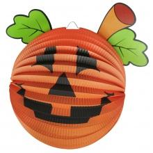 Lampion Halloween - dýně, 25 cm (od 15 let)
