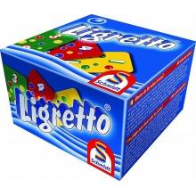 hra Ligretto - modrá (od 8 let)