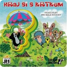 kniha Hraj si s Krtkem (od 3 let)