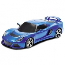 Welly - Lotus Exige S Supercharged V6 model RC 1:24 modrý