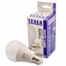 BL271030-2 Tesla - LED žárovka BULB E27, 10W, 230V, 806lm, 20 000h, 3000K teplá bílá, 240°