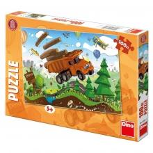 puzzle 100XL Tatra (od 5 let)