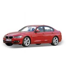 Welly - BMW 335i 1:24 červené