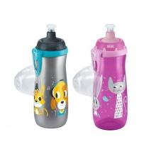 NUK First Choice Sports Cup 450 ml růžová