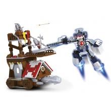 Sluban Legendární bojovníci M38-B0619 Rytířské beranidlo vs Ninja