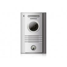 DRC-40KHD, barevná 1-tlačítková dveřní AHD kamerová jednotka 1.3 Mpx, LED přísvit 50 m, Commax