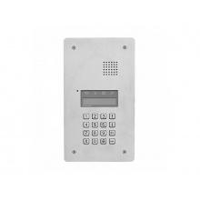 TD2000A, digitální antivandal dveřní audio jednotka, série Solvo, systém DUO, ACI Farfisa
