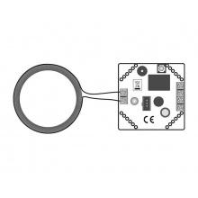 FP2000, modul RFID čtečky pro dveřní stanice Solvo, ACI Farfisa