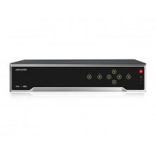 DS-8632NI-K8 - 32 kanálový NVR pro IP kamery (256Mb/160Mb); 4K, 8xHDD, Alarm I/O