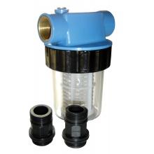 Předsazený filtr pro zahradní čerpadla