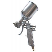 Stříkací pistole s vrchní nádobkou