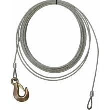 Ocelové lano, 20 m